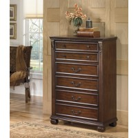 Leahlyn - Five Drawer Chest