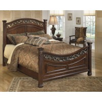 Leahlyn King/California King Panel Footboard