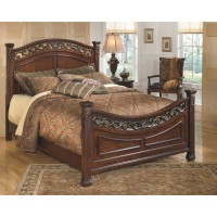 Leahlyn Queen Panel Headboard
