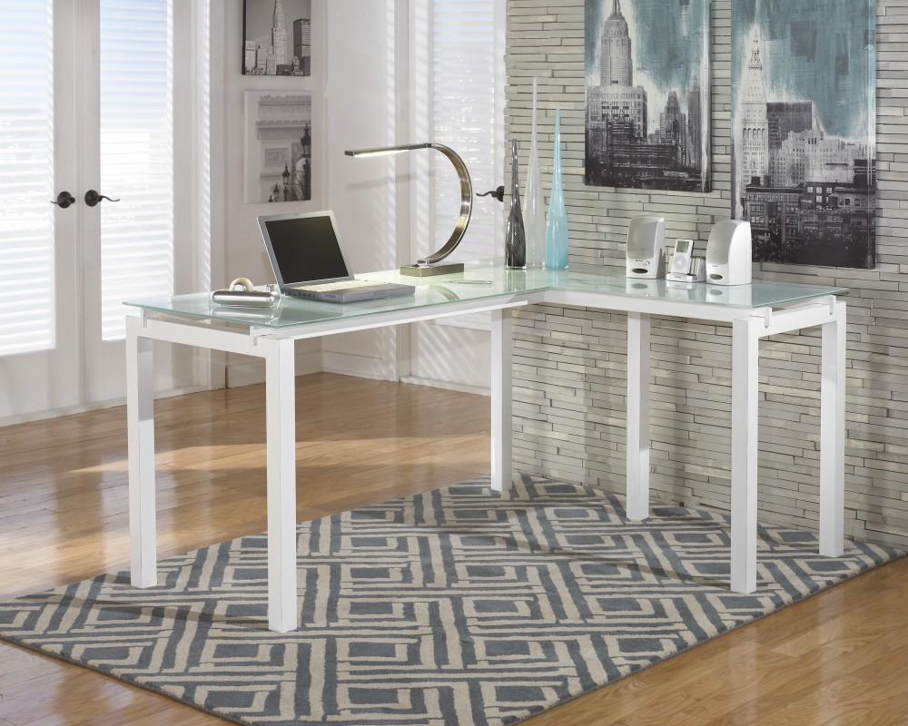 Baraga - Home Office Desk Base