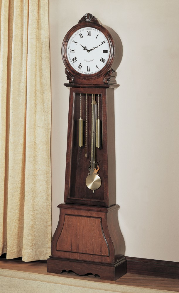 Brown Grandfather Clock - 900723