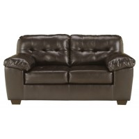 Alliston DuraBlend - Chocolate - Loveseat