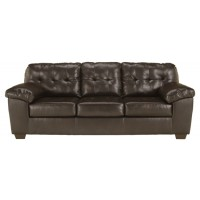 Alliston - Chocolate - Queen Sofa Sleeper