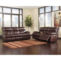Leather Livingroom