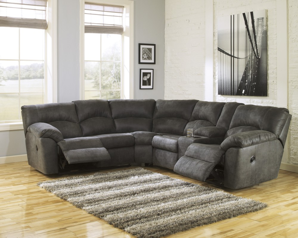 gallery leather power p large living config loveseat gray sets reclining sofa stratus furniture room