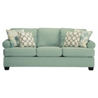 Daystar - Seafoam - Queen Sofa Sleeper