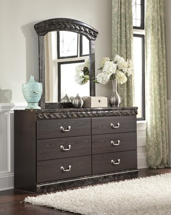 Vachel - Bedroom Mirror