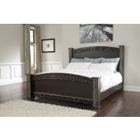 Vachel - King Poster Headboard Panel