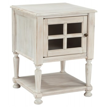 Cottage Accents - Chair Side End Table