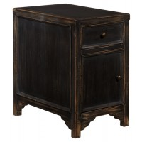 Gavelston - Chair Side End Table
