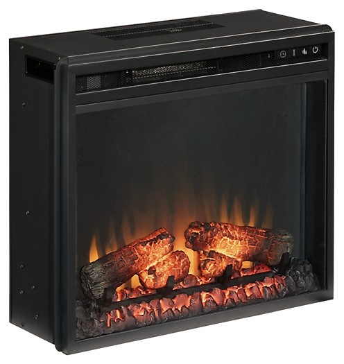 Entertainment Accessories Electric Fireplace Insert W100 01