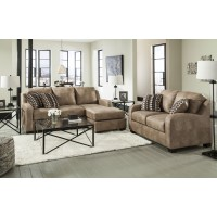 Alturo - Dune - Sofa Chaise & Loveseat