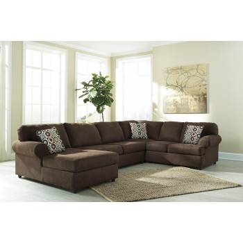 Jayceon - Java 3 Pc LAF Corner Chaise Sectional