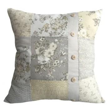 Josey - Gray/Yellow/Cream - Pillow