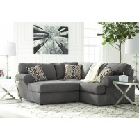 Jayceon - Steel 2 Pc LAF Corner Chaise Sectional