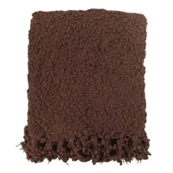 Araminta - Brown - Throw