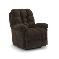 Brosmer Power Rocker Recliner with Adjustable Headrest