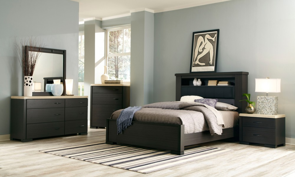 Motivo 5 Piece Bedroom Group