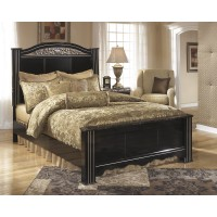 Constellations King Poster Bed
