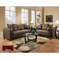 4120 Delta Espresso Living Room Group