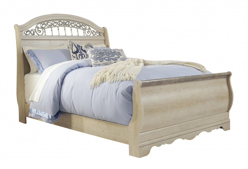 Enjoyable Catalina Queen Sleigh Bed Caraccident5 Cool Chair Designs And Ideas Caraccident5Info