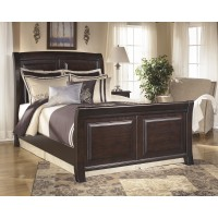 Ridgley California King Sleigh Bed