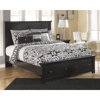 Maribel Queen Platform Bed with Storage