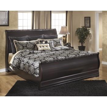 Esmarelda King Sleigh Bed