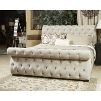 Willenburg California King UPH Bed