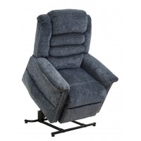 Soother Power Lift Recliner with Heat and Massage