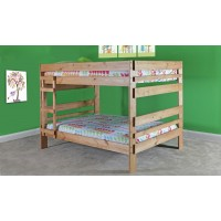 Simply Bunk Bed Full Full