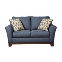 Janley - Denim - Loveseat
