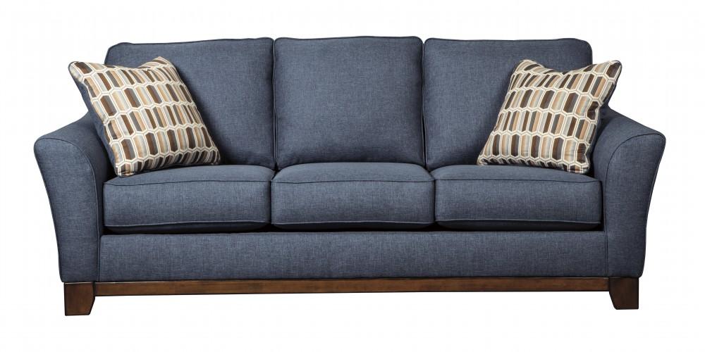 Janley - Denim - Sofa