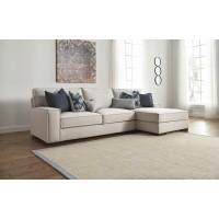 Kendleton - Quartz - LAF Sofa