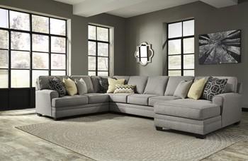 Cresson Armless Sofa