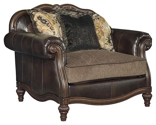 Winnsboro - Vintage - Chair and a Half
