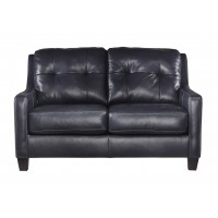 O'Kean - Navy - Loveseat