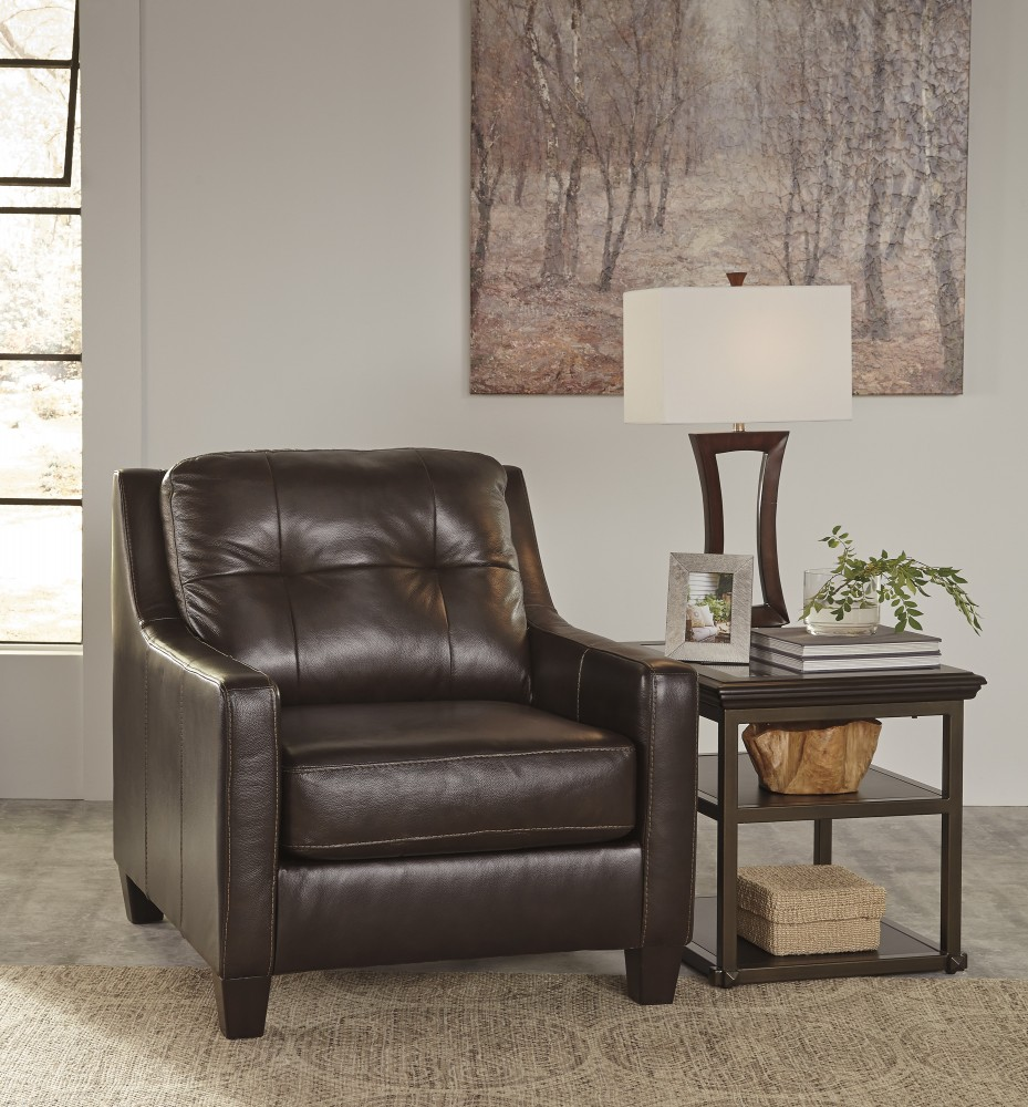 O'Kean - Mahogany - Chair