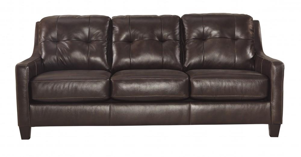 O'Kean - Mahogany - Sofa