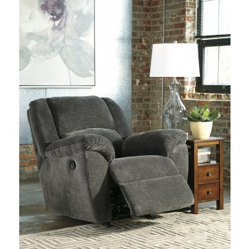 Timpson - Slate - Rocker Recliner