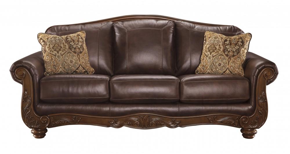 Mellwood - Walnut - Sofa