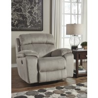 Uhland - Granite - Power Recliner/ADJ Headrest