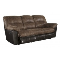 Follett - Coffee - Reclining Sofa