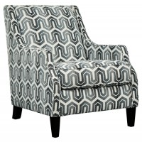 Gilmer - Gunmetal - Accent Chair