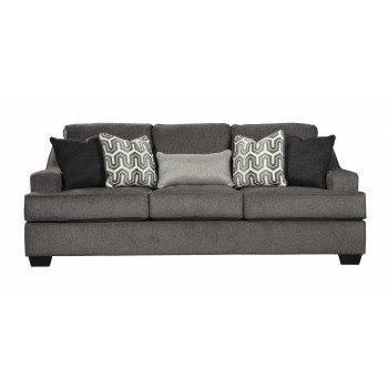Gilmer - Gunmetal - Sofa