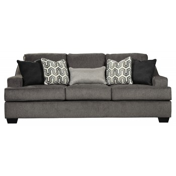 Awesome Gilmer Gunmetal Queen Sofa Sleeper Caraccident5 Cool Chair Designs And Ideas Caraccident5Info