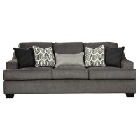 Gilmer - Gunmetal - Queen Sofa Sleeper