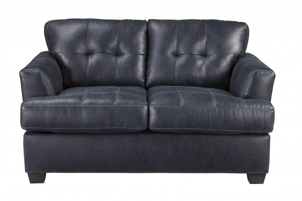 Inmon - Navy - Loveseat