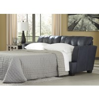 Inmon - Navy - Queen Sofa Sleeper