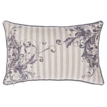 Avariella - Natural/Gray - Pillow